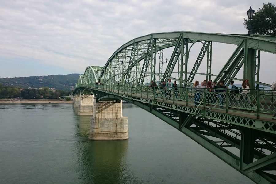 Mária Valéria Híd - Esztergom