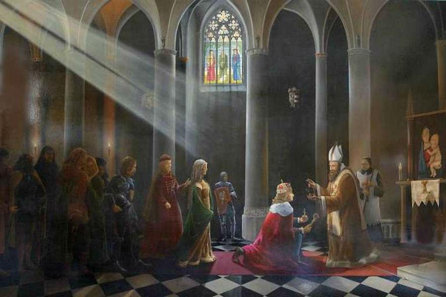 Ez volt a menü Mátyás király esküvőjén