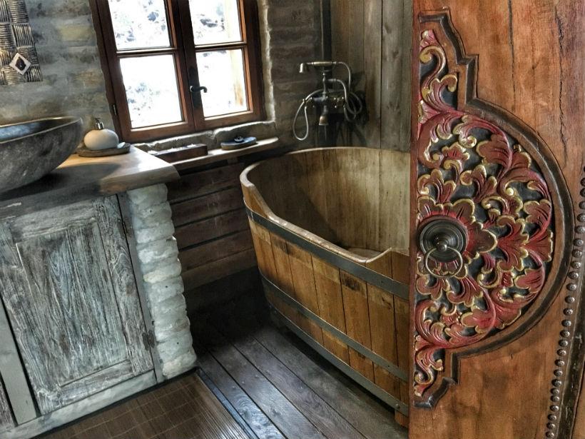 Naphegy Vendégház fürdőszoba