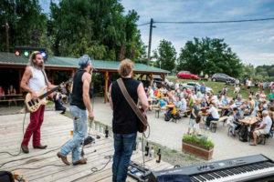 Hangadó nyár esti koncertek - Horány