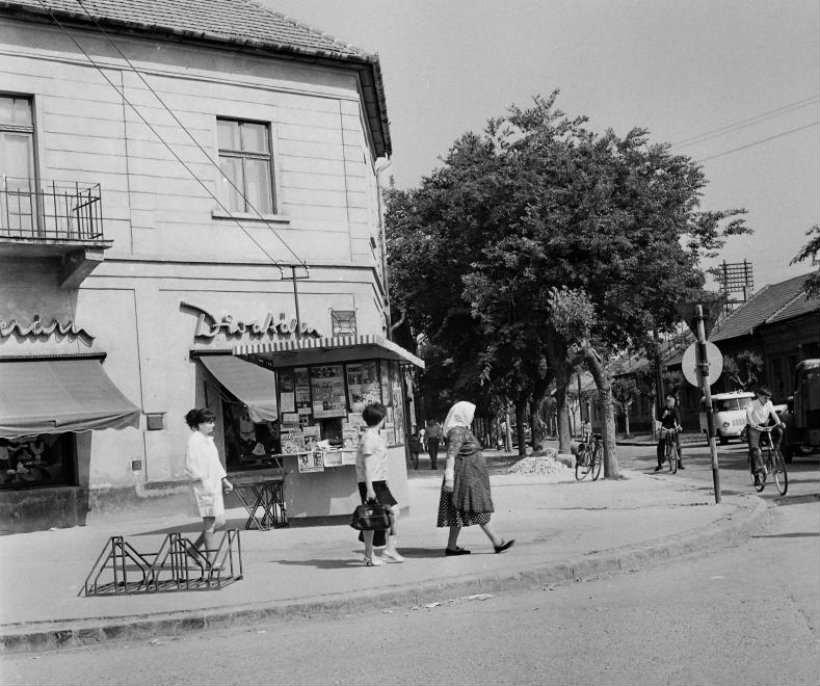 Széchenyi utca Vác