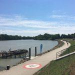 Új bicikliút épül a Dunakanyarban, Szentendre és Pomáz között!