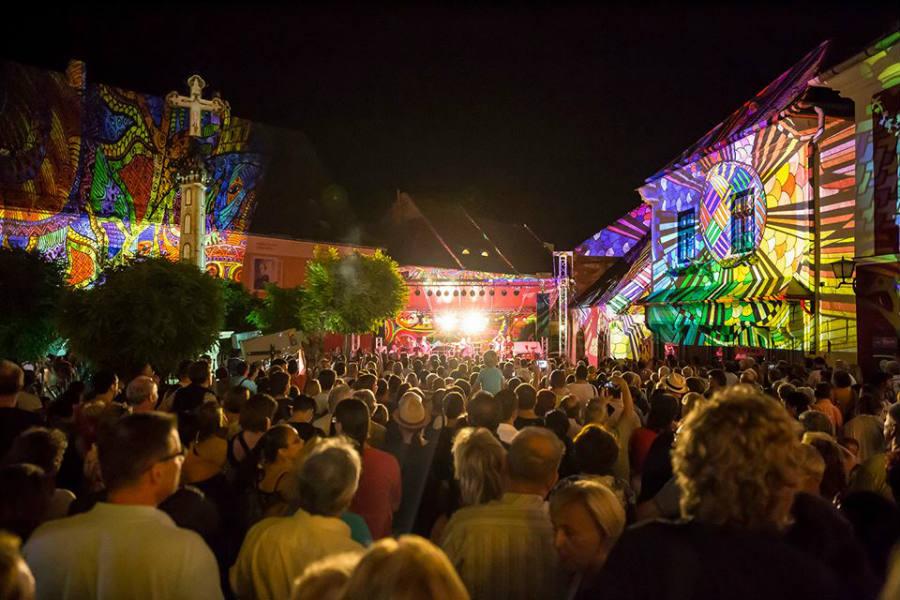 Szentendre Éjjel-Nappal Nyitva fesztivál