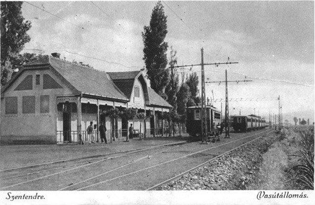 Szentendrei HÉV állomás