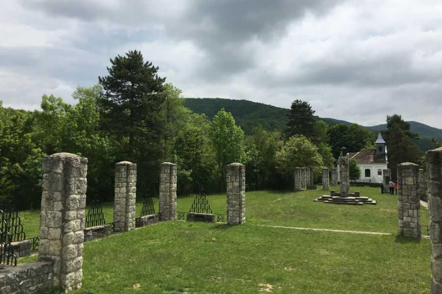 Trianoni emlékmű Zebegény