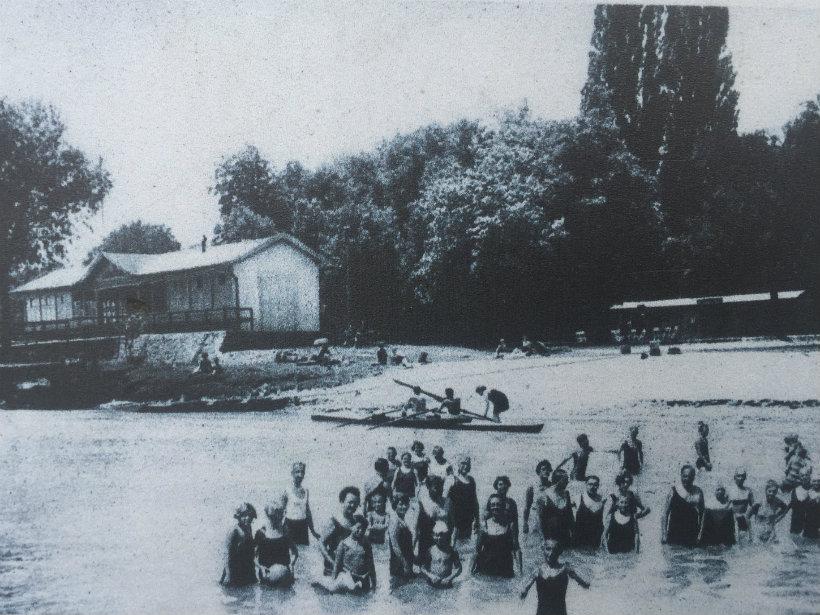 100 éves tutajstrand