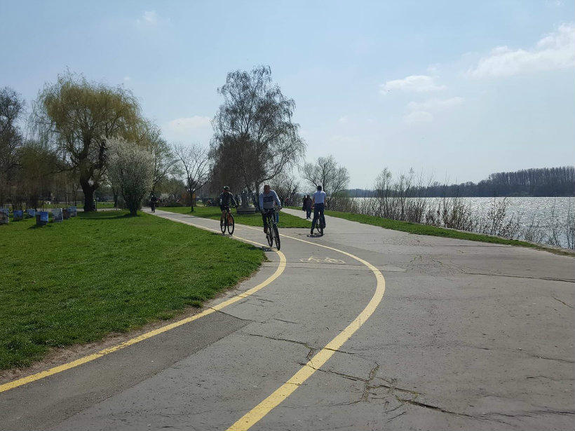Váci bicikliút
