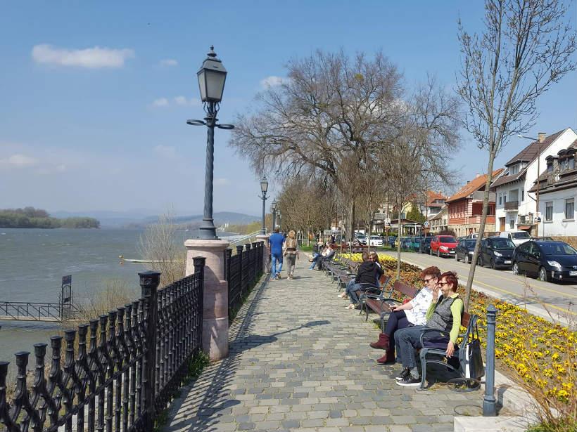 Duna-korzó Vác