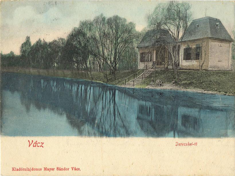 Vácz képeslap