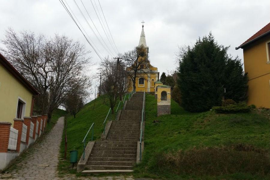 Verőce templom