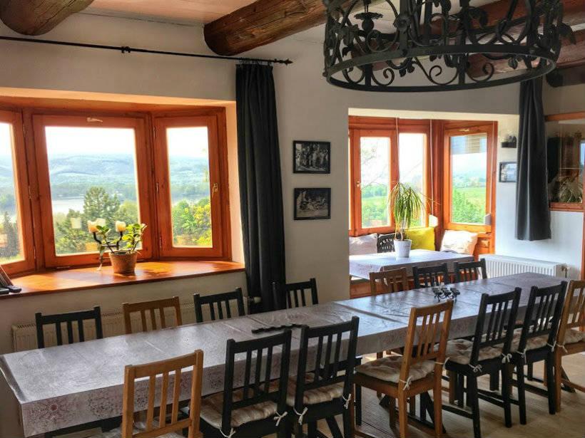 Villa Idill étkező