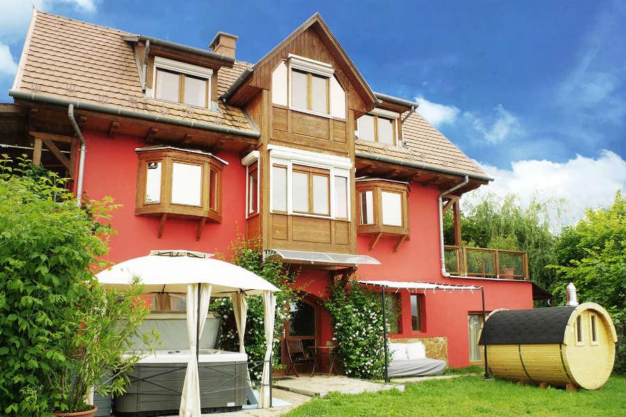 Villa Idill Zebegény