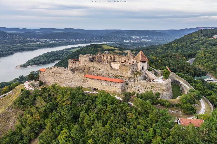 Visegrádi vár - Fellegvár