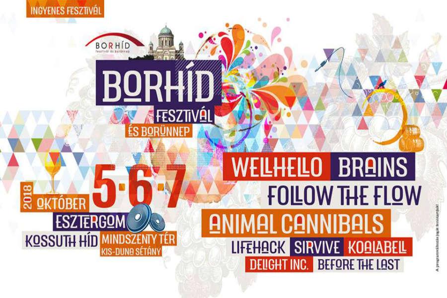 Borhíd Fesztivál és Borünnep