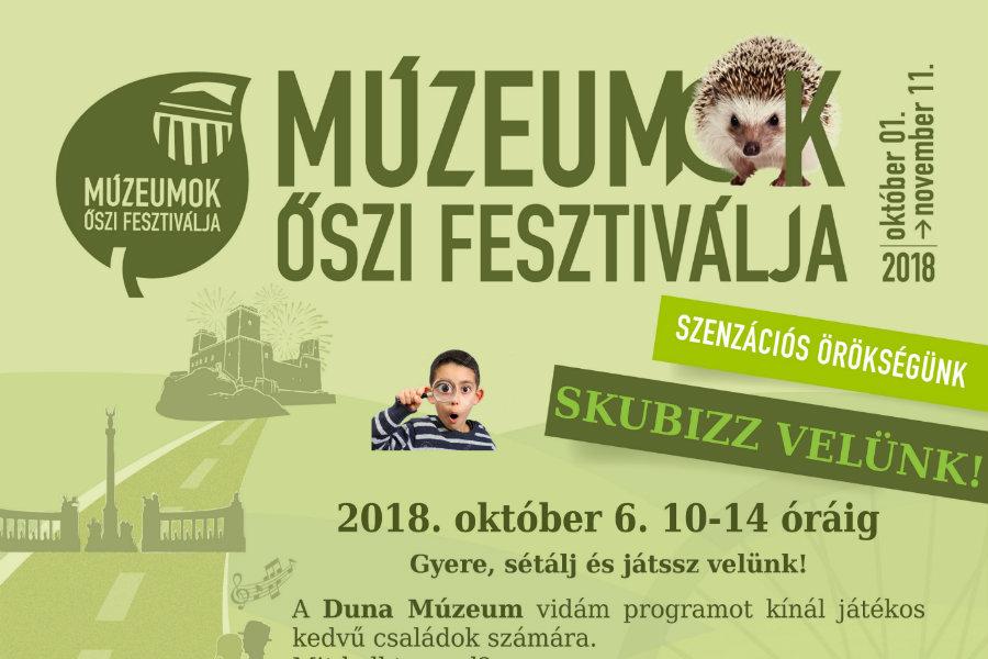 Duna Múzeum SKUBIZZ velünk