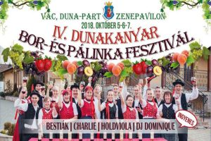 Dunakanyar Bor- és Pálinkafesztivál