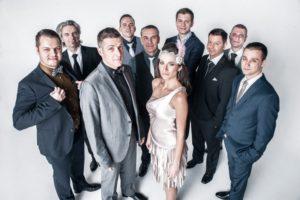 Group'n'Swing koncert - Vác
