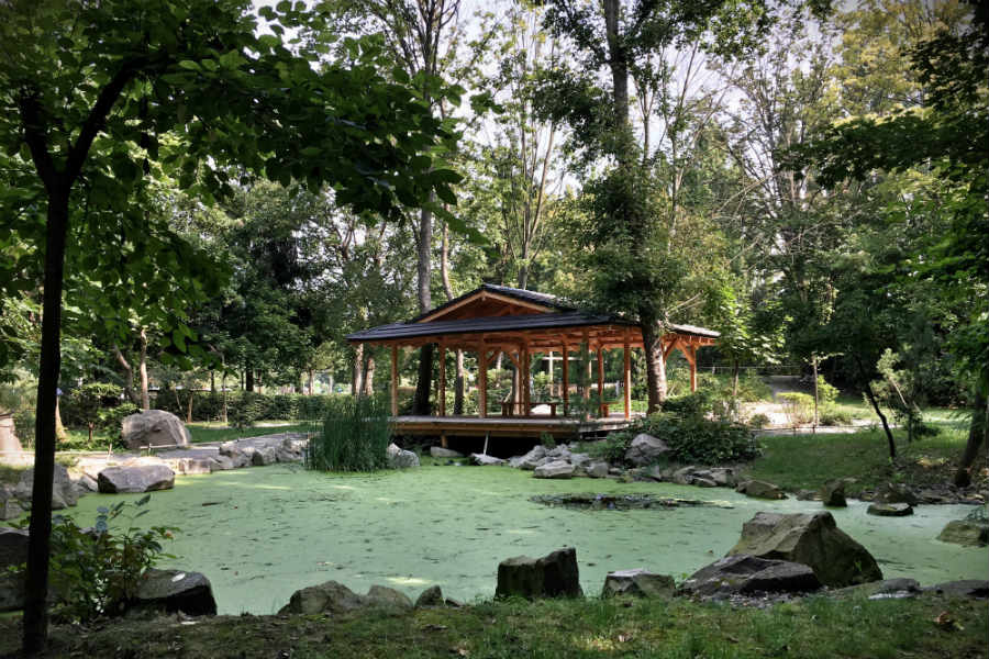 Szentendrei Japánkert