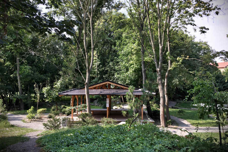 Szentendre Japánkert