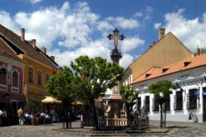 Szerb séta Szentendrén