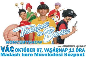 Tompeti és barátai show
