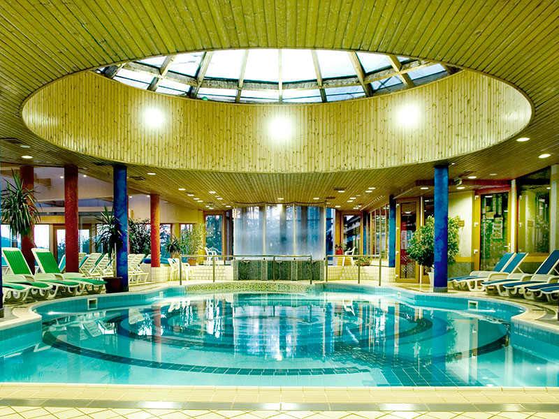 Hotel Silvanus, wellness hotel