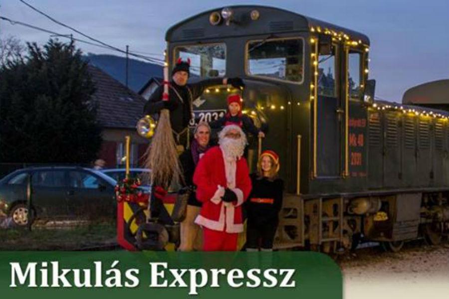 Mikulás Expressz 2018