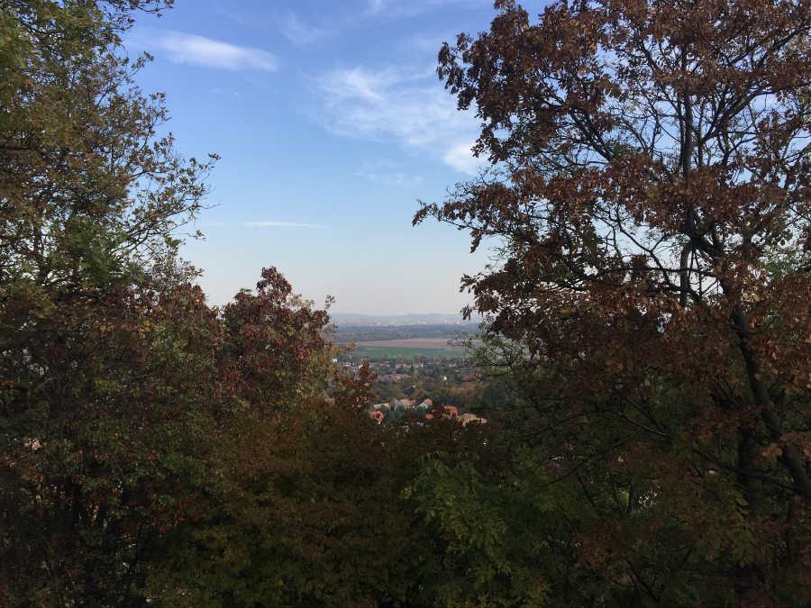 Dunai panoráma Dunabogdányban