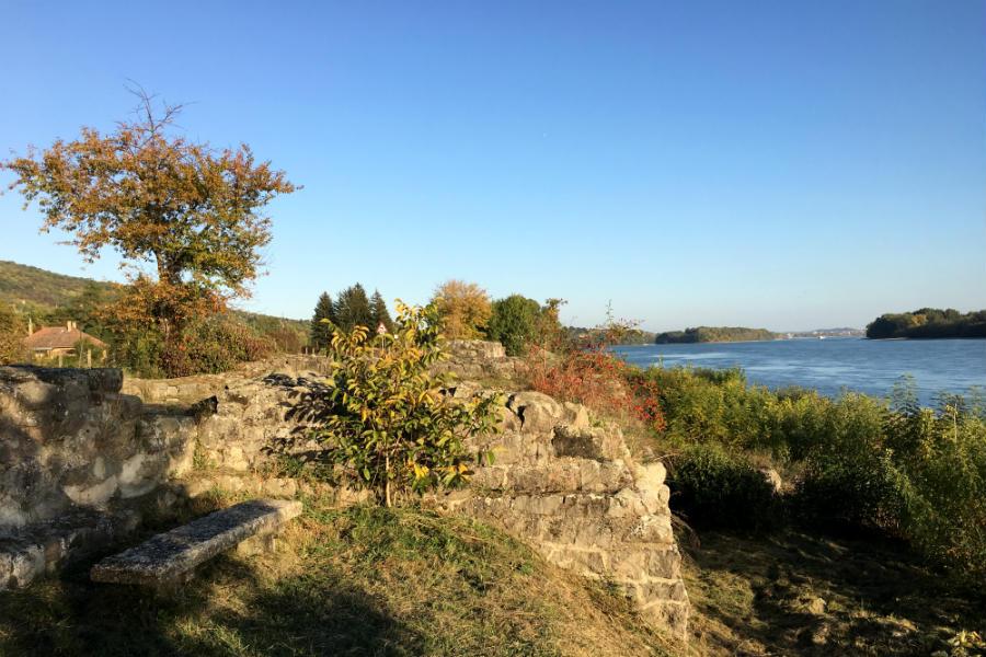 Római őrtorony Verőce