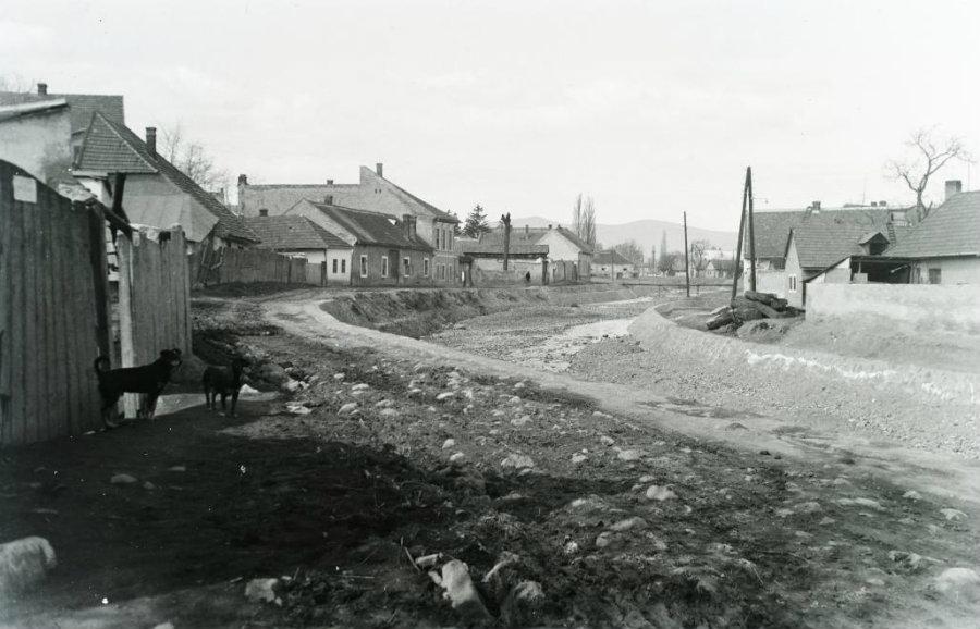 Bükkös-patak, 1930