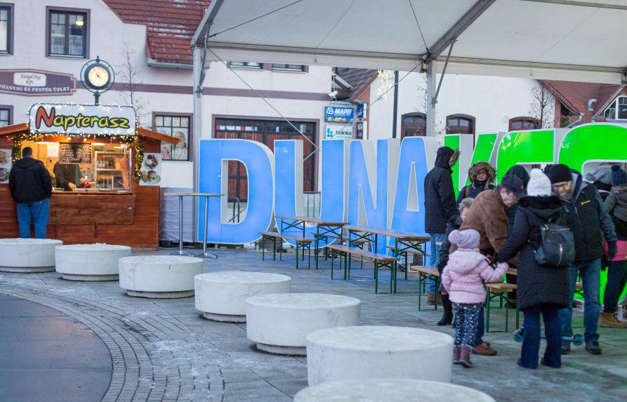 Dunakeszi karácsonyi vásár