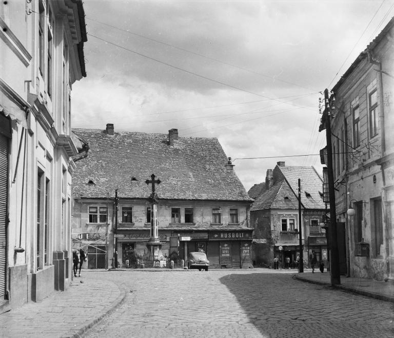 Szentendre, Fő tér, 1955