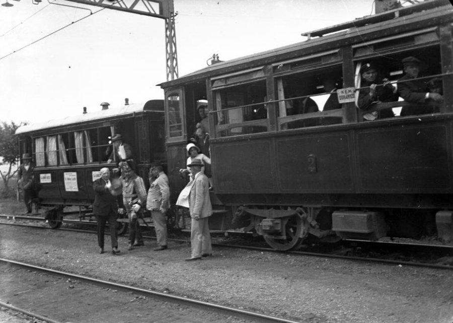 Szentendrei HÉV, 1933