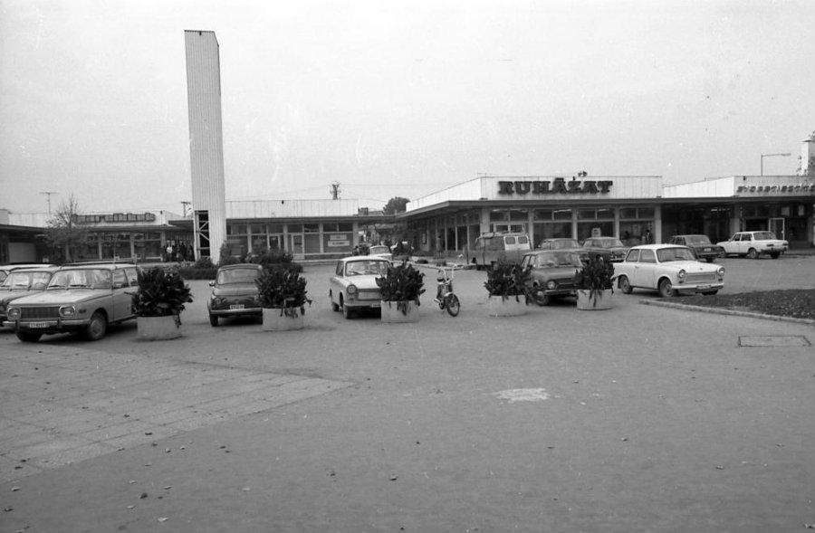 HÉV állomás, 1978