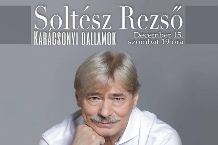 Karácsony Soltész Rezsővel