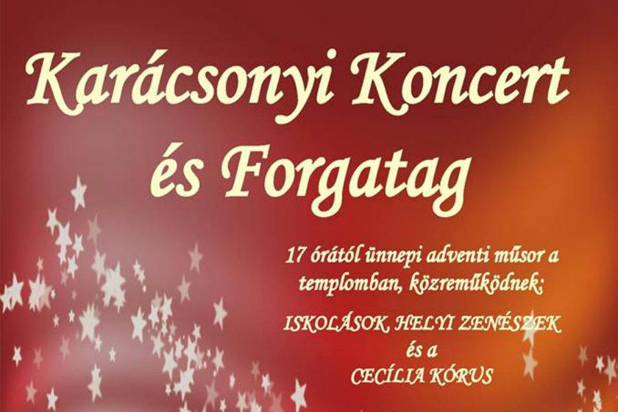 Karácsonyi Forgatag Dunabogdány