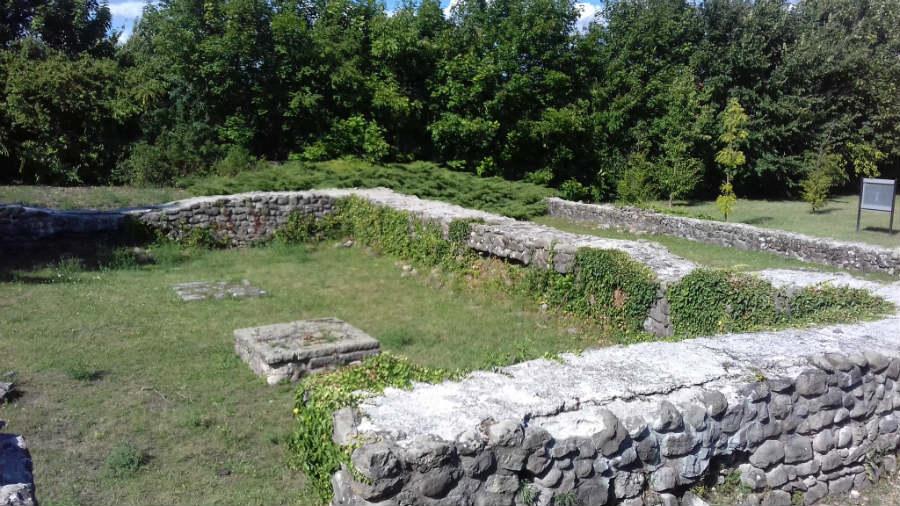 Leányfalu római őrtorony