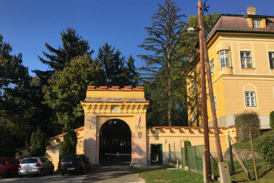 Migazzi-kastély Verőce