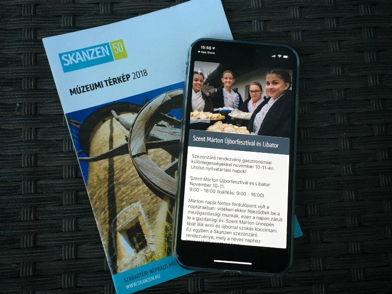 Skanzen App