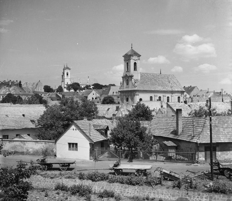 Szentendre, 1955