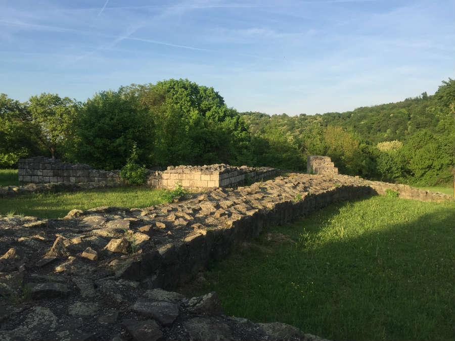 Sibrik-domb, római limes