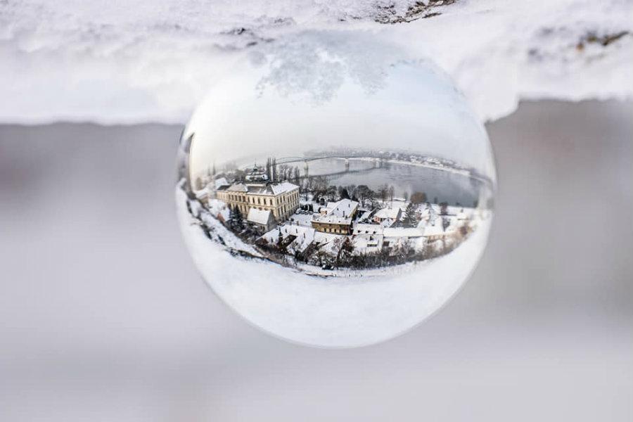 téli élmények a Dunakanyarban