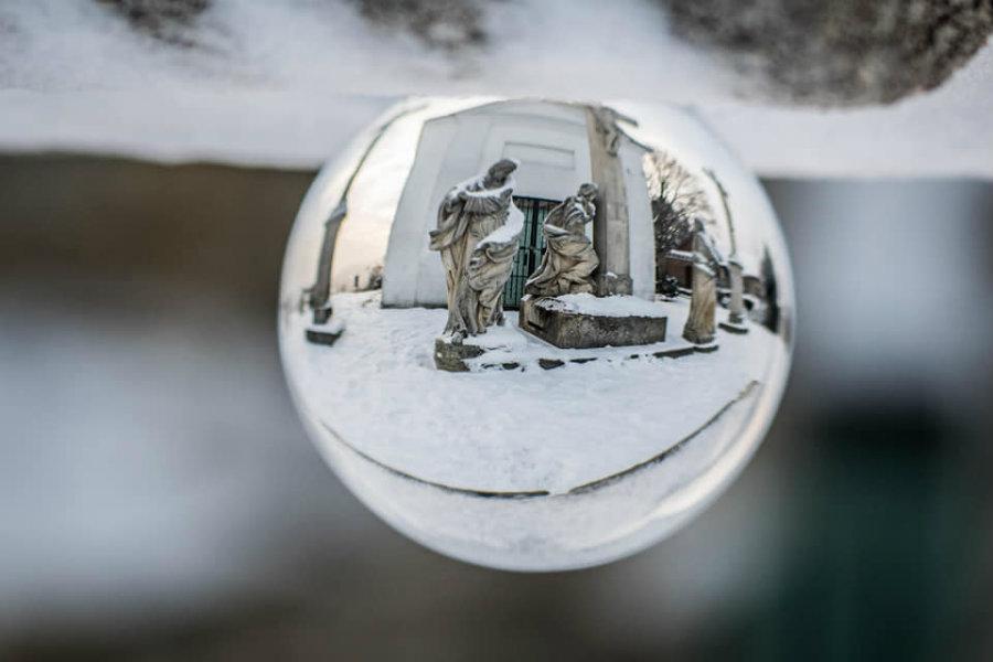 Esztergom télen