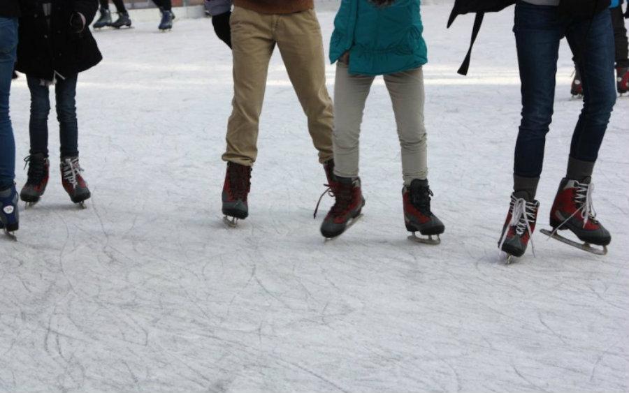 Vác korcsolyapálya