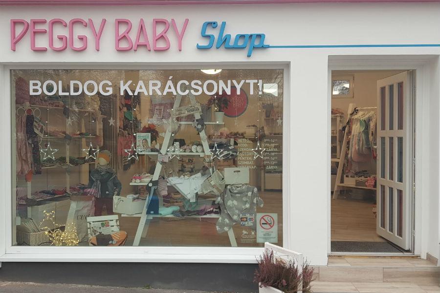 Peggy Baby Shop Vác