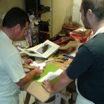 A híres nagymarosi cipész: David Balazic