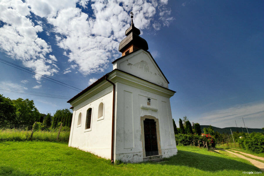Kálvária kápolna Nagymaros