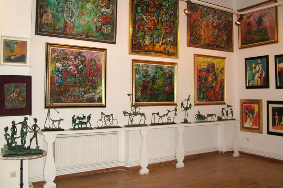 Modern Művészeti Gyűjtemény Vác