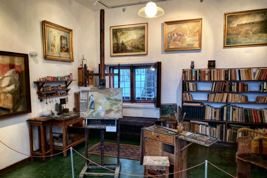 Szőnyi Múzeum Zebegény