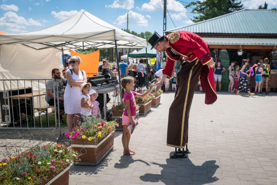 Kékevező Fesztivál 2019, júliusi fesztivál, Dunakanyar, Horány